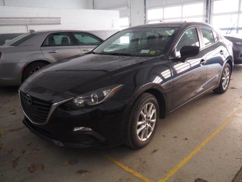 2016 Mazda Mazda3 i Sport Sedan Mazda 3 sedan, Mazda