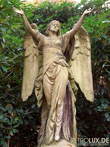Cemetery Statue | Flickr - Photo Sharing!