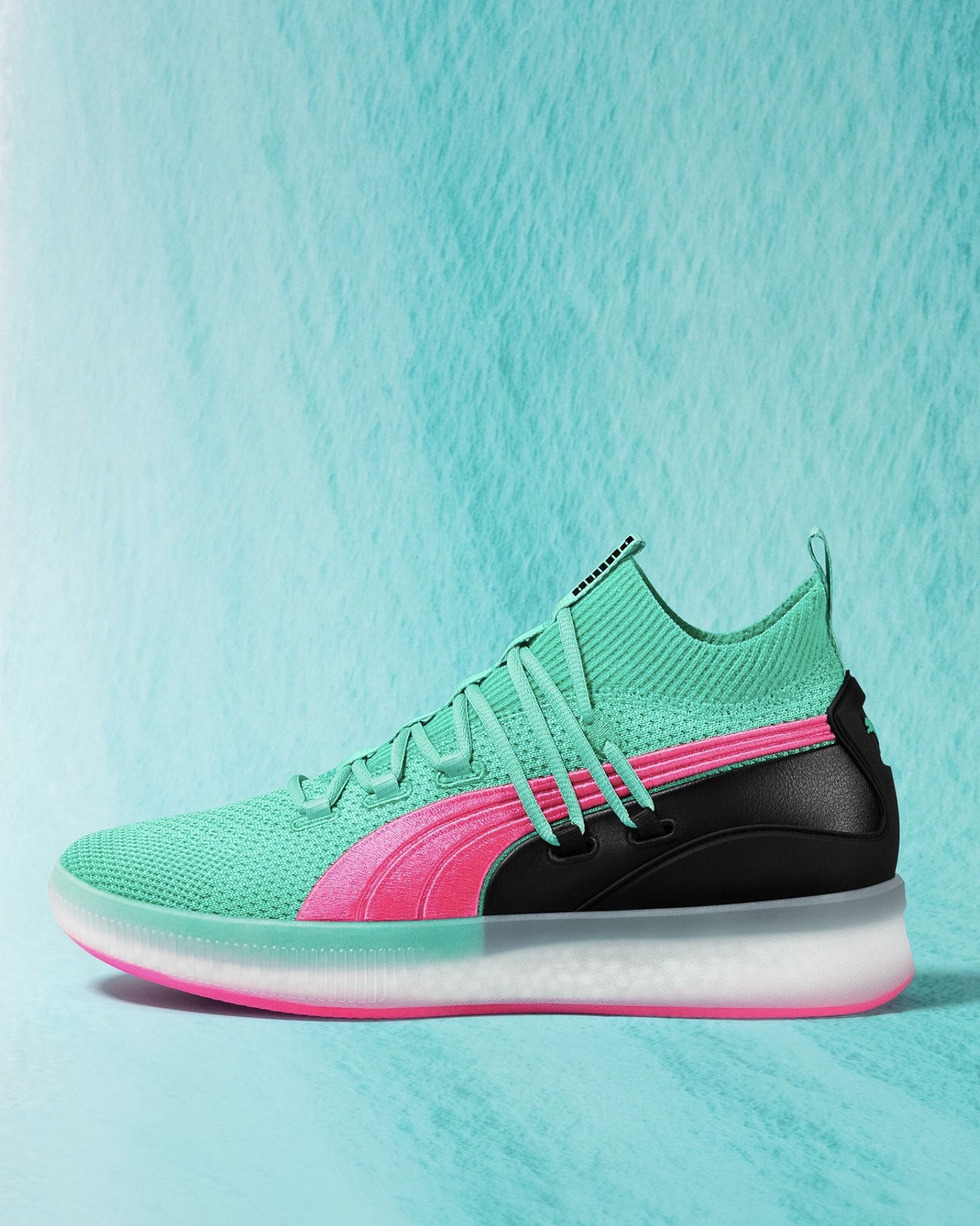 a04b4eeb6 Puma Clyde Court Disrupt | Sneakers: Puma Clyde | Sneakers nike ...