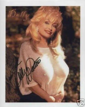 This brilliant Dolly parton breast naked agree