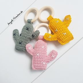 Gehaakte Rammelaar Cactus Haak Patroon Pinterest Crochet