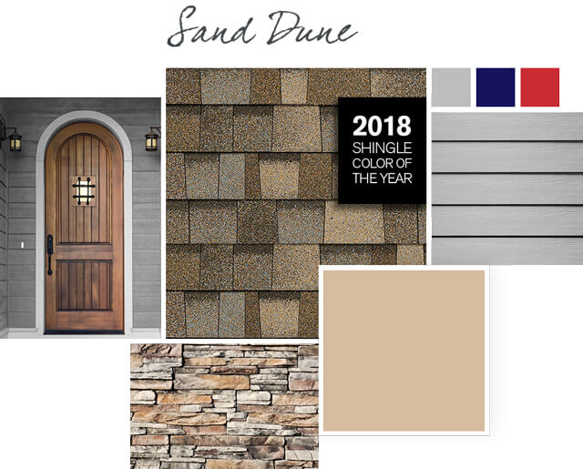 Best 2018 Roofing Shingle Color Of The Year Sand Dune Owens 640 x 480