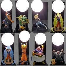 Resultado De Imagem Para Goku Lamp Decoracion De Videojuegos Lampara Goku Decoracion De Habitaciones
