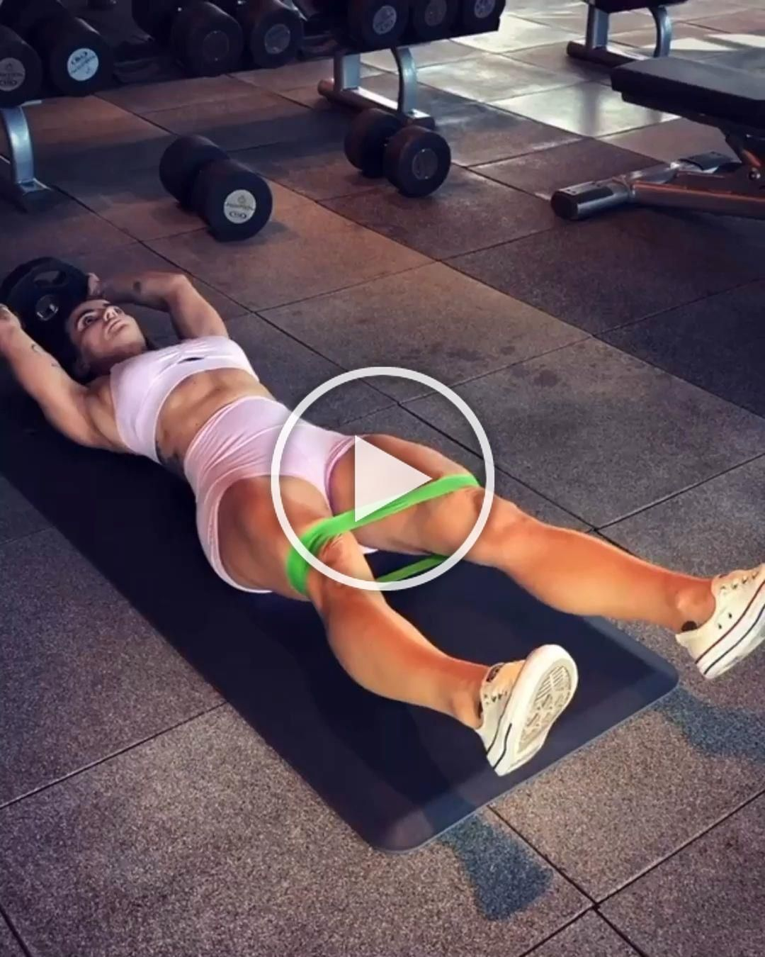 Exercises Using Resistance Bands -  fitness motivation - #Bands #Exercises #fitness #fitnessmotivati...