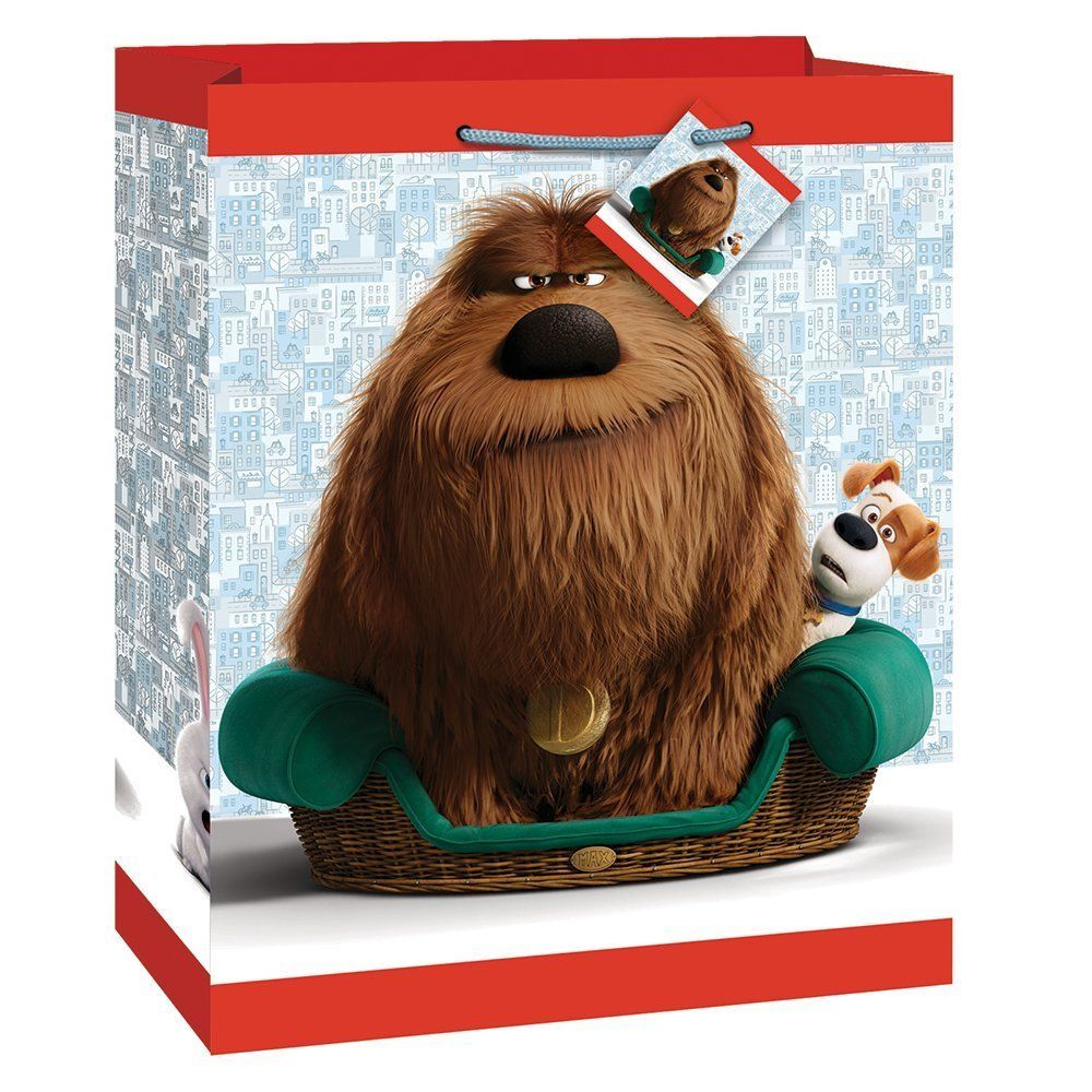 The Secret Life Of Pets Gift Bag Party Supplies Amazon Canada Large Gift Bags Pet Gift Secret Life Of Pets