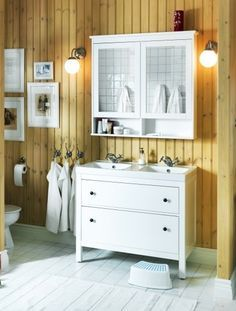 Sensational Hemnes Odensvik Sink Cabinet With 2 Drawers White Best Image Libraries Barepthycampuscom