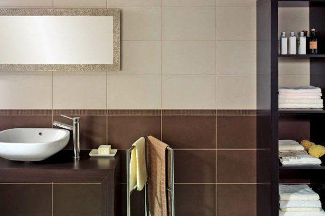 Carrelage mural salle de bains - 87 idées élégantes Carrelage