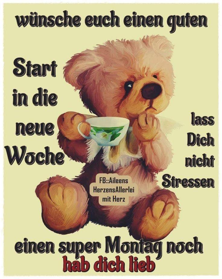 Guten Morgen Grüße Zum Montag