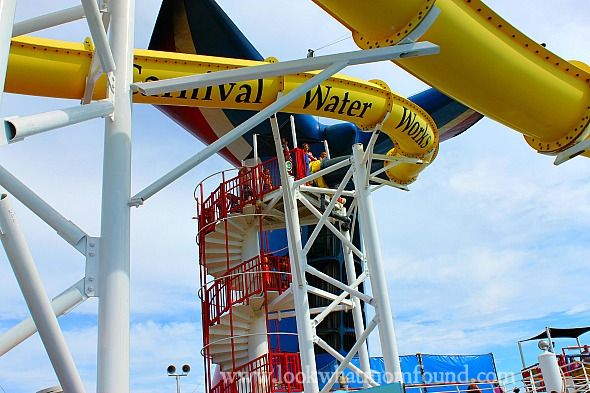 Kid Friendly Cruising On Carnival #cruisingcarnival