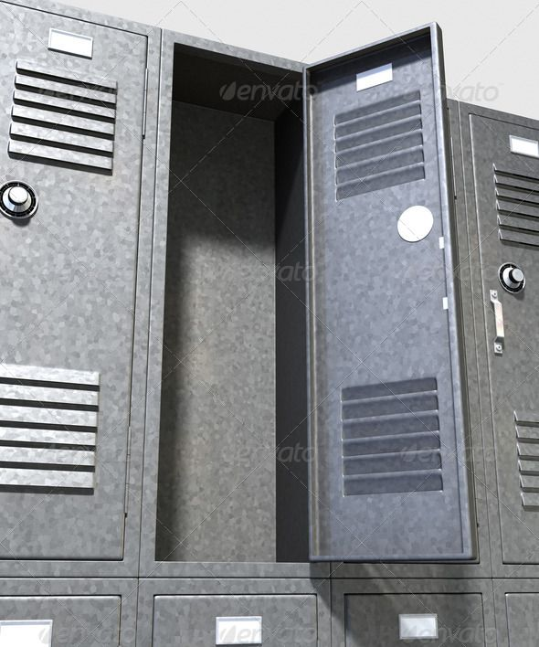 Free Photo Tired Dog School Lockers Lockers Locker Room