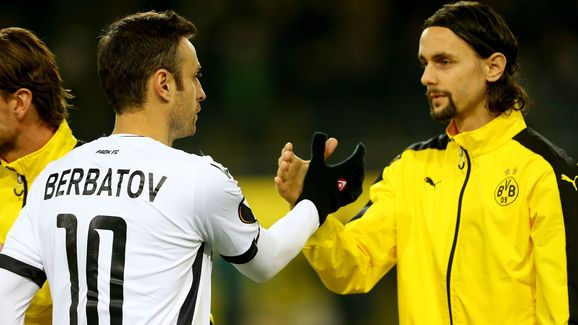 Jurgen Klopp Decides Not to Sign Borussia Dortmund Defender Neven Subotic