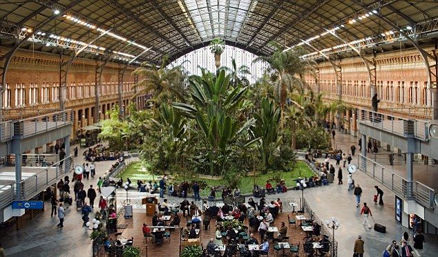Spain holidays by train: Is it possible to explore the land of ...