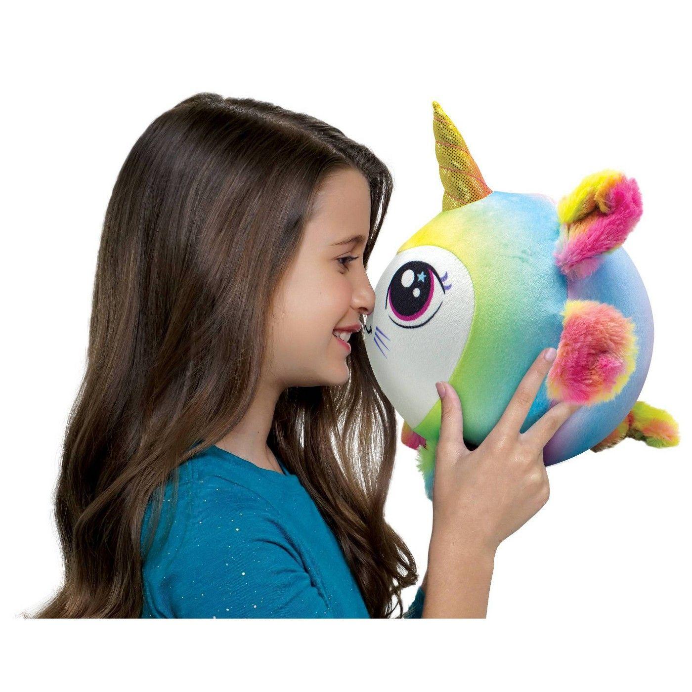 Wubble Kitty Fuzzy Corn Affiliate Kitty Ad Wubble Corn In 2020 Unicorn Stuffed Animal Cute Stuffed Animals Animals
