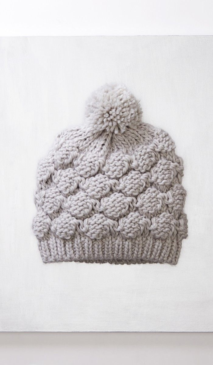 Cozy knitted beanie//   All things I love!   Pinterest   Gorros ...