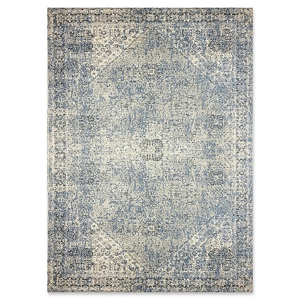 Ren Wil Monastery Medallion 7 Foot 9 Inch X 9 Foot 8 Inch Area Rug