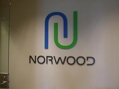 Produced and installed by FASTSIGNS Vancouver for Norwood