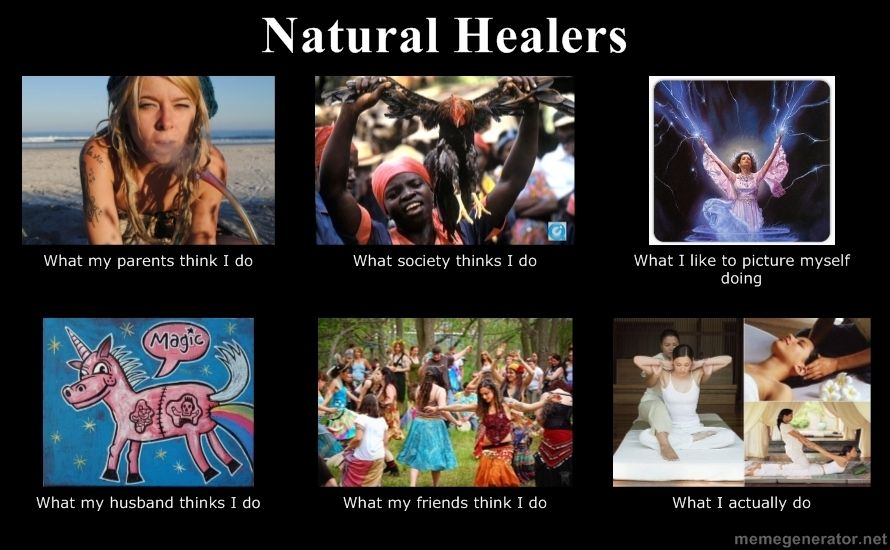 """I'm a Natural Health Practitioner who does Reiki, Thai Massage and a few other holistic therapies... I also have a sense of humour ;) *Note: My husband also has a sense of humour and has nicknamed Reiki """"Unicorn Magic """" LOL #Reiki #Healing #Naturalhealth #wellness #thaimassage #energy #unicorns"""