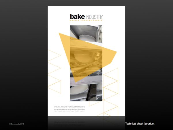 bakeIndustry Project Company Profile Client bakeINDUSTRY Director