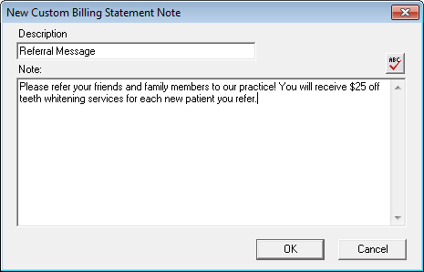 Printing Walkout Statements  Billing  Accounts Receivable