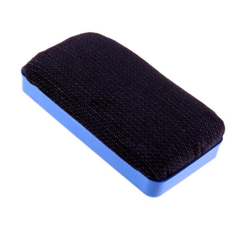 Photo of Magnetic Flannel Whiteboard Eraser Plastic White Board Brush Cleaner Eraser Wipes Rub School Office