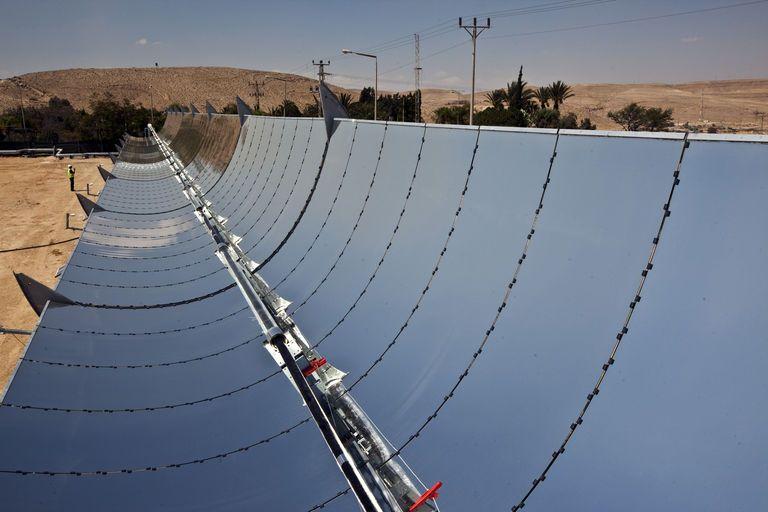 Le Maroc veut construire le plus grand parc solaire du monde