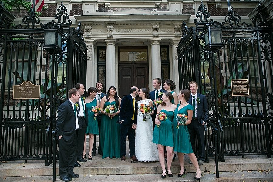 Isabel March Photography College Of Physicians Mutter Museum Philadelphia Wedding