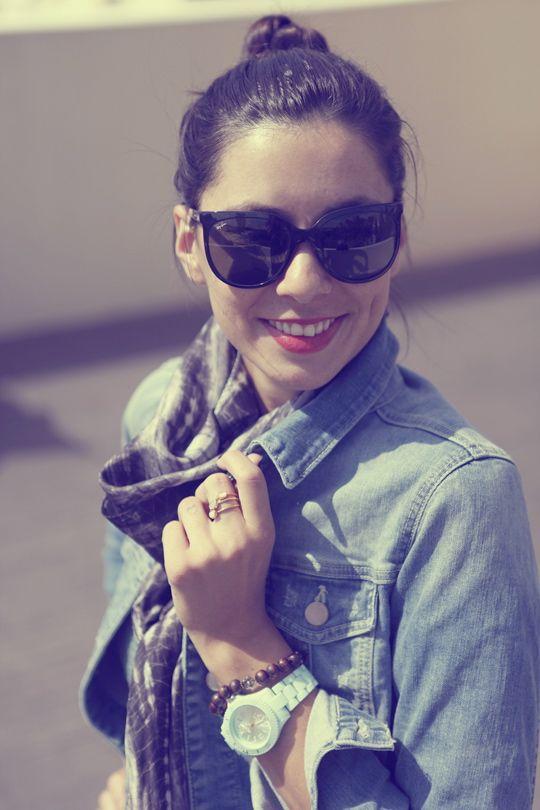 bracelets, scarf & rings