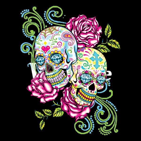 The Wild Side Is Closed Lower Back Tattoos Sugar Skull Tattoos Skull Sleeve