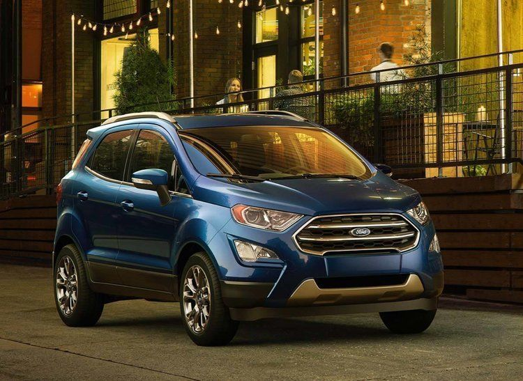 2018 Ford Ecosport Automatic Review