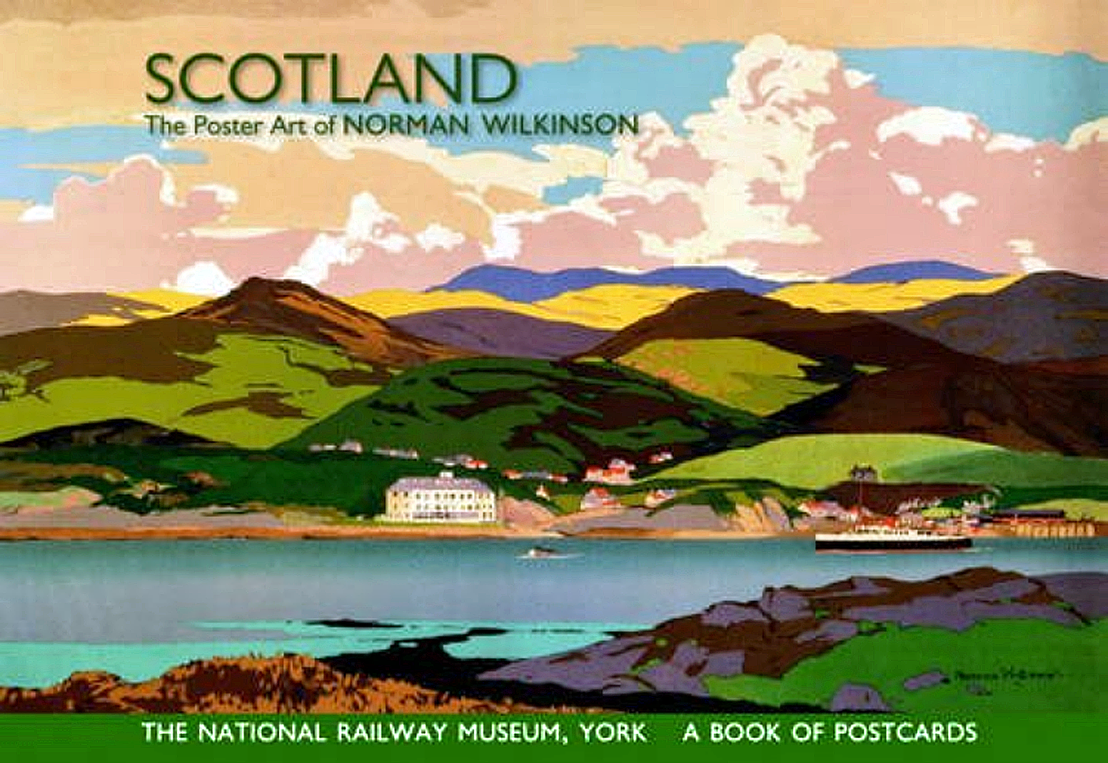 National Railway Museum Vintage Posters