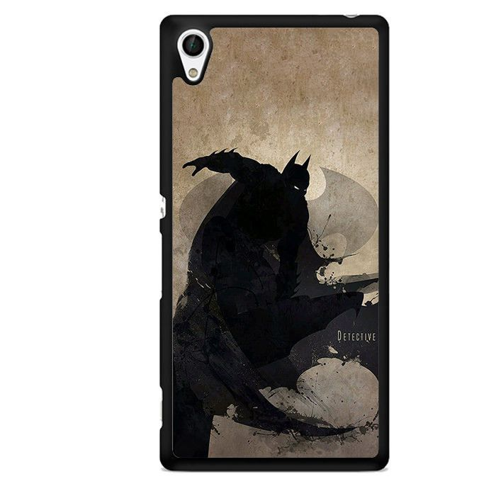 Batman Art 7Phonecase Cover Case For Sony Xperia Z1 Xperia Z2 Xperia Z3 Xperia Z4