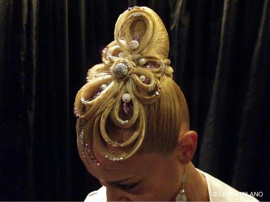 Ballroom hairstyles  lellamilano.com