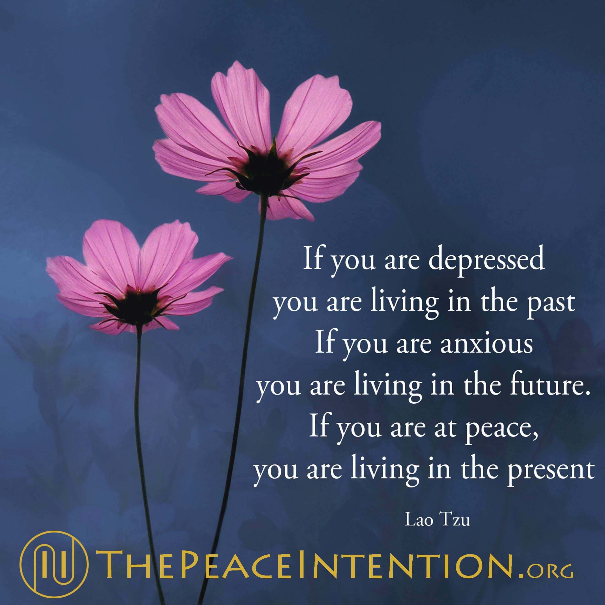 Inner Peace Quotes - The Peace Intention.org