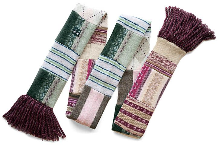 Kelley Deal scarfs, can't wait for them to be in stock!