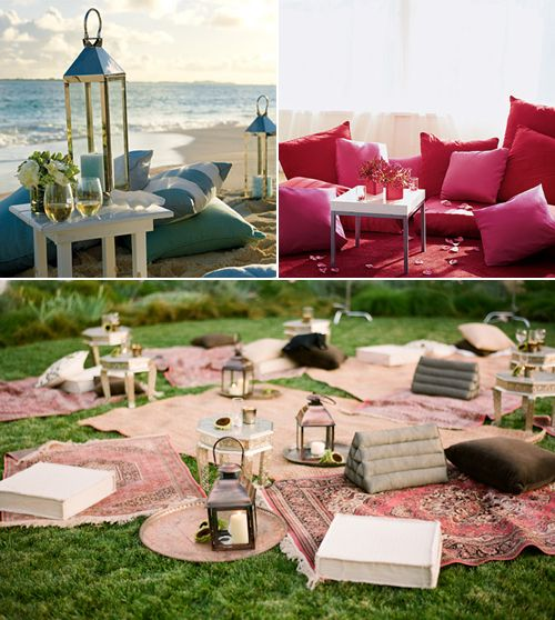 Bohemian Party Ideas Outside Inspire Bohemia Outdoor