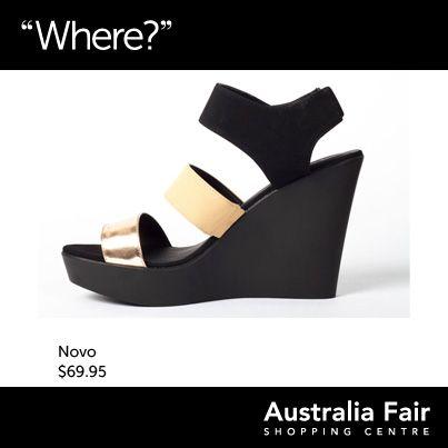 Australia Fair | Novo | $69.95