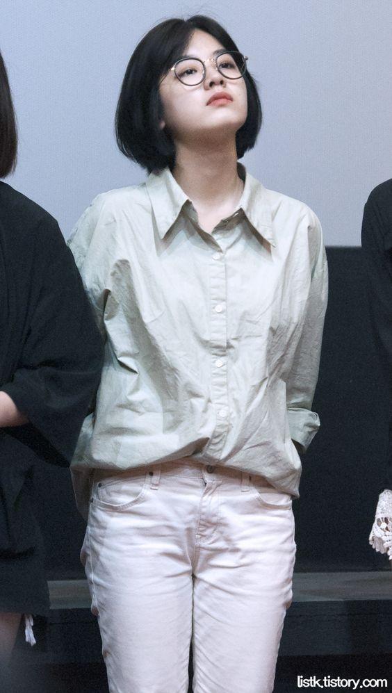 Pin Oleh Pao Martinez Soto Di Coreanas Gaya Rambut Pendek Mode Wanita Rambut Pendek
