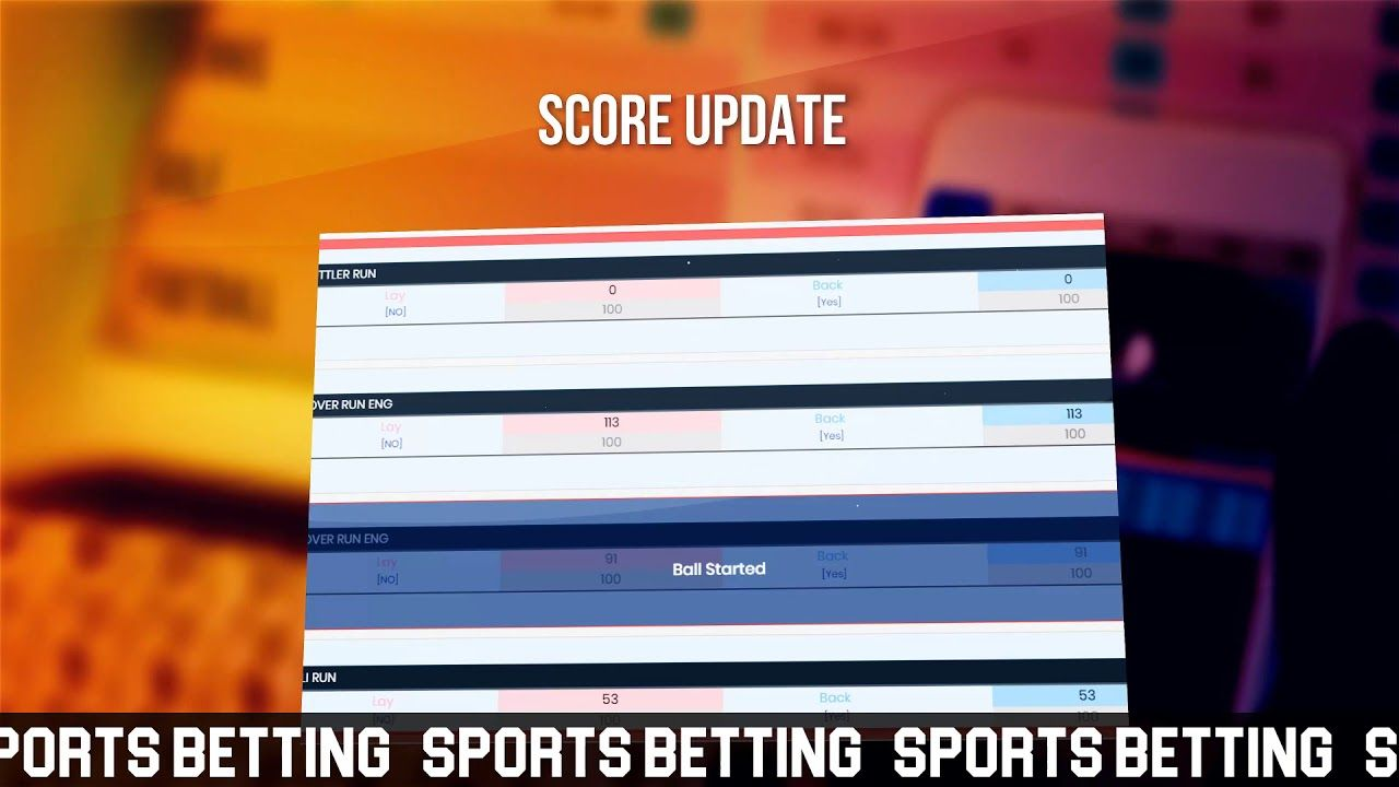 How to Work Sports Betting Game Software Admin and User