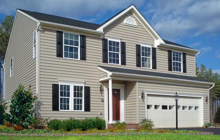 Saddle Color Vinyl Siding Google Search Vinyl Siding House