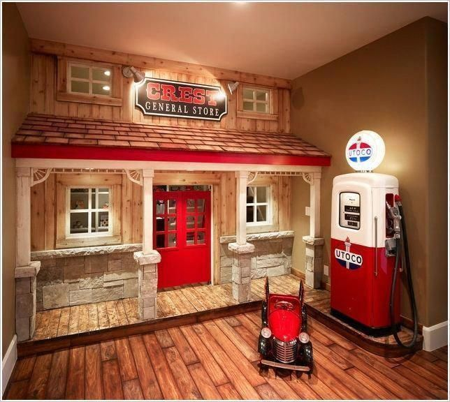 Indoor Castle Playhouse 15 Fun and Cool Indoor Playhouse Ideas for