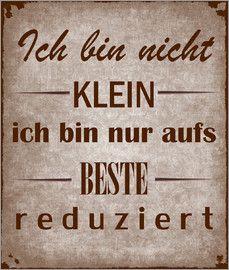 Poster mit Sprüchen & Zitaten bestellen | Posterlounge.de