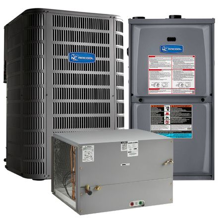 Mrcool Mac1618H30Gm945 1.5 Ton 14 Seer Variable Speed Central A/c Hori