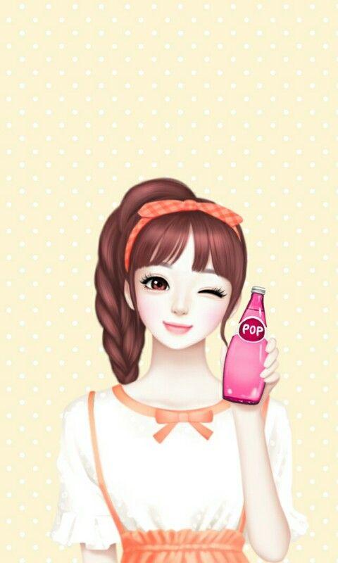 Enakei Amor Naru Imagen Girls Anime And Korean Art Jpg 480x800 Girly Girl