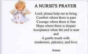 Nurse S Prayer Funny Nurse Prayer Nurses Prayer Prayer For Work Family Quotes Tattoos