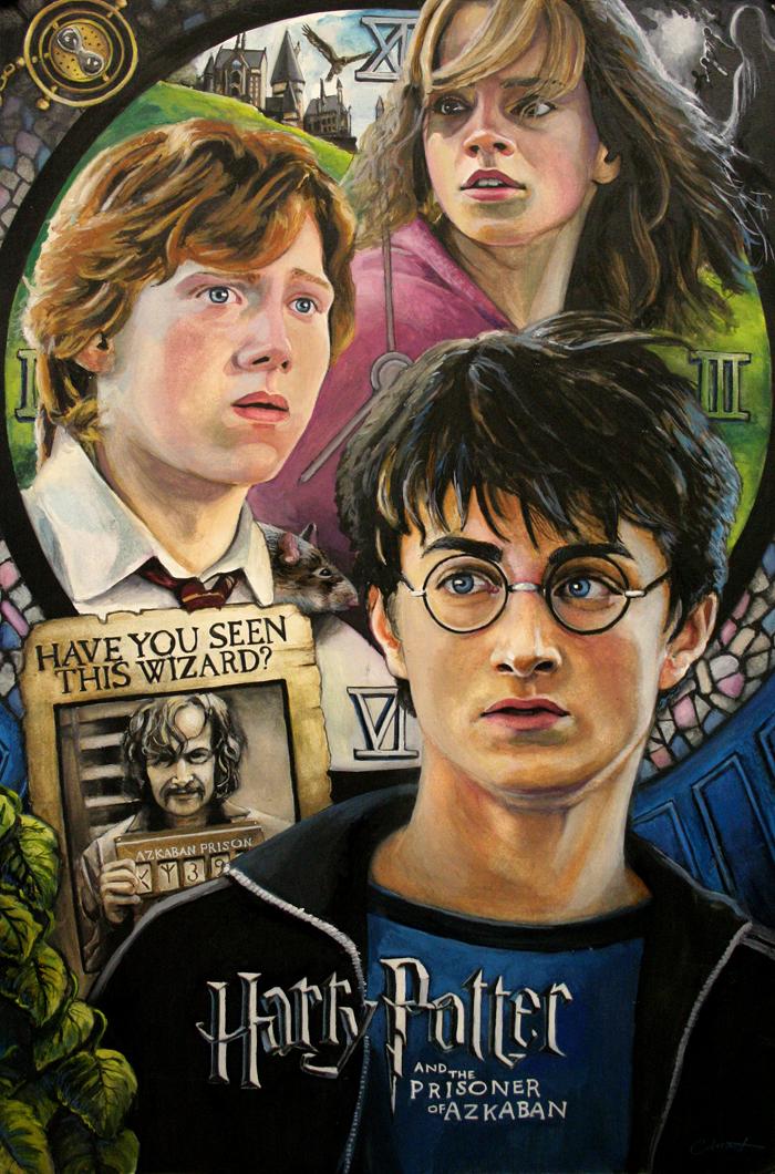 Harry Potter POA Poster by CAMartin on DeviantArt