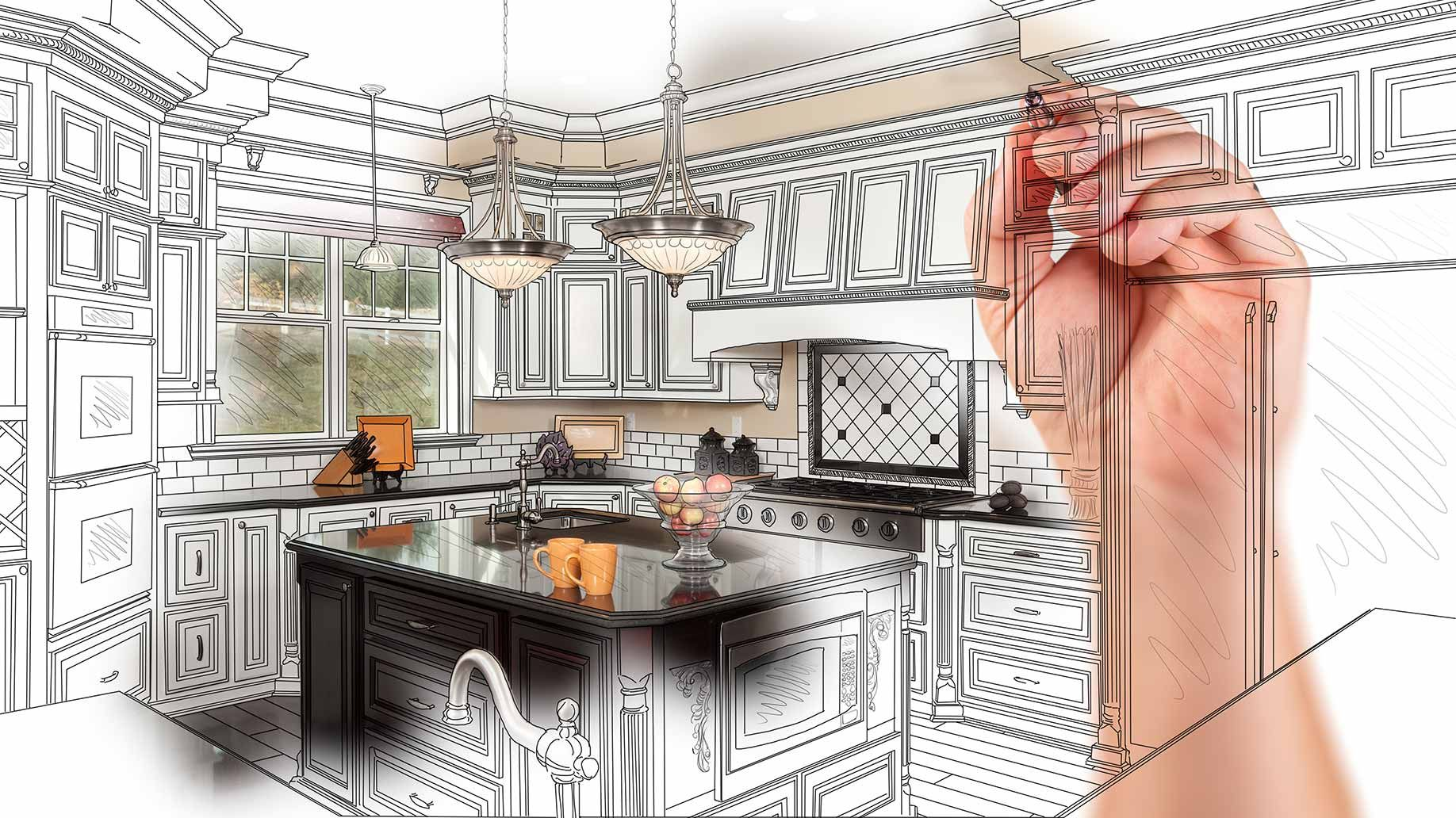 how to remodel your kitchen on a budget costs design ideas kitchen lighting design on l kitchen remodel id=30914