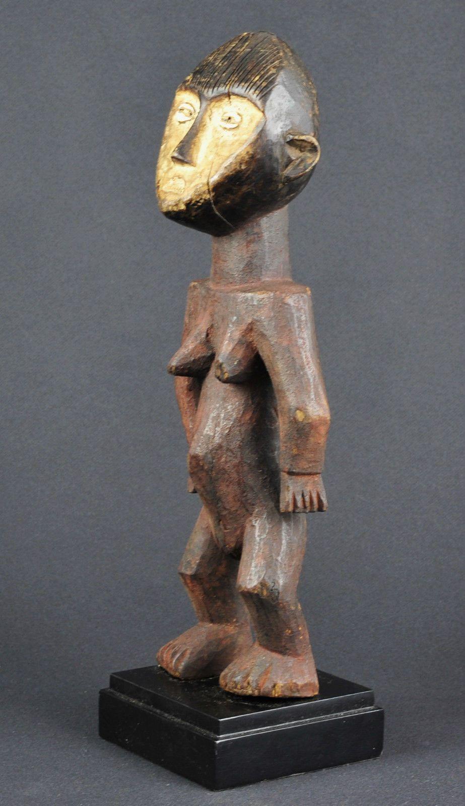 statue africaine congo