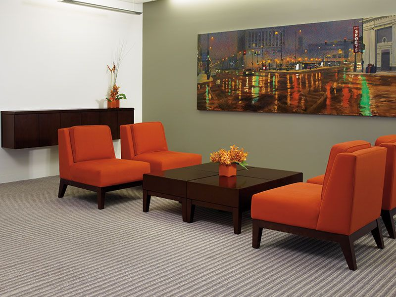 Commercial Furniture For Lobby | Lobby Chairs