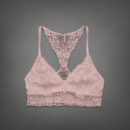 9bf59630e5 ⭐️This lace bralette would be cute under tank tops.