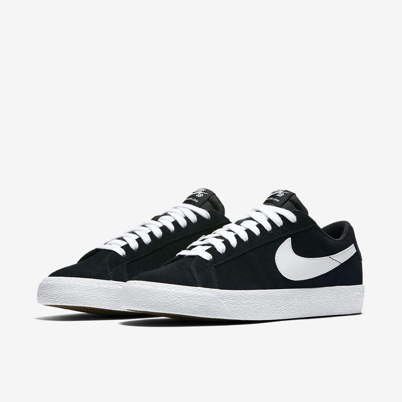 huge selection of 130e4 5b6c5 Nike SB Blazer Zoom Low Mens Skateboarding Shoe